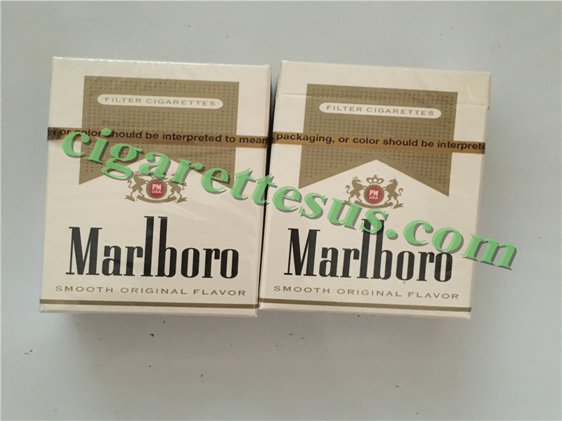 Duty Free Cigs Fast Delivery Marlboro Gold Short Cigarettes 50 Cartons
