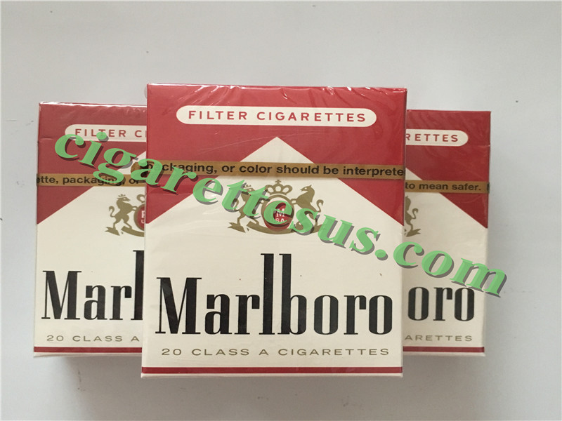 Cartons Of Marlboro Red 100S Marlboro Red Short Cigarettes 100 Cartons